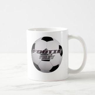 Footie Football Nut Coffee Mug