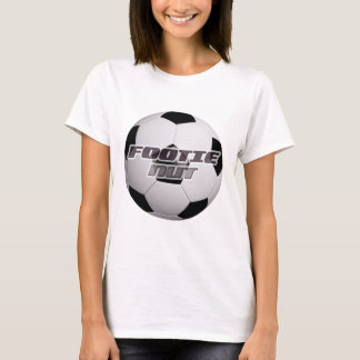 Footie Football Nut T-Shirt