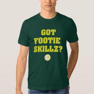 Footie Skillz T-shirt