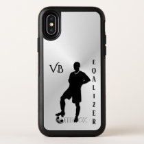 Footie / Sports Design Personal OtterBox iPhone XS Case