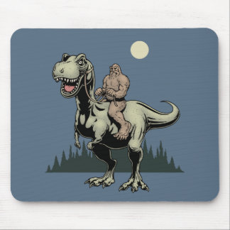 Footin' on the Rex Mouse Pad