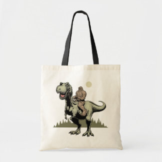 Footin' on the Rex Tote Bag