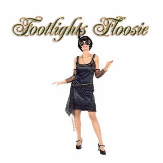 Footlights Floosie Montage Cutout
