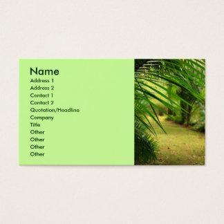 Footpath Business Card