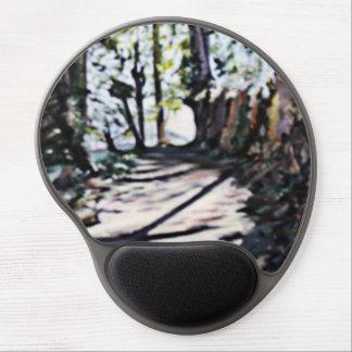 Footpath/Corredoira/Footpath Gel Mouse Pad