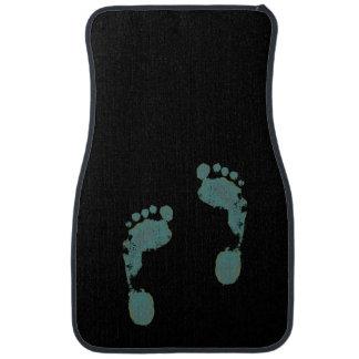 Footprint 1 - Car Mat