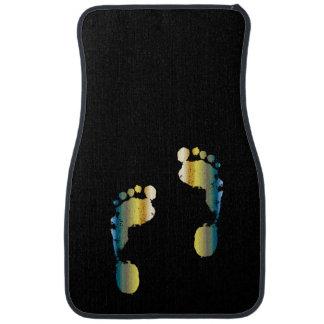 Footprint 2 - Car Mat