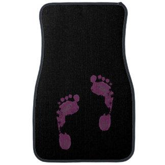Footprint 3 - Car Mat