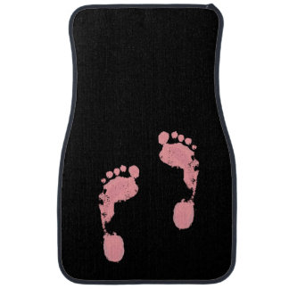 Footprint 4 - Car Mat