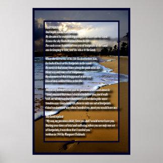 Footprint-4 Poster