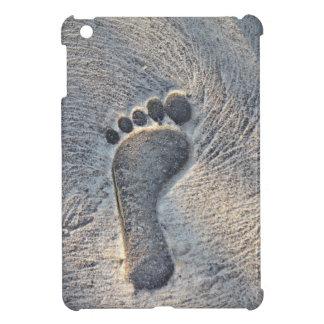 Footprint Impression - iPad Mini Case