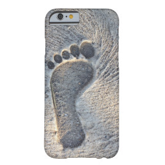 Footprint Impression - Phone Case Barely There iPhone 6 Case