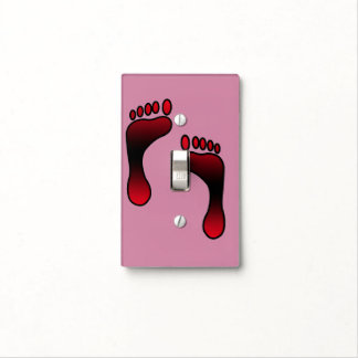 Footprint Single Toggle Light Switch Cover