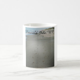 Footprints Along the Water's Edge Mug