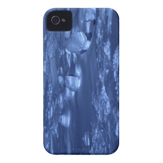 Footprints at the South Pole iPhone 4 Cases