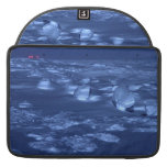 Footprints at the South Pole MacBook Pro Sleeve