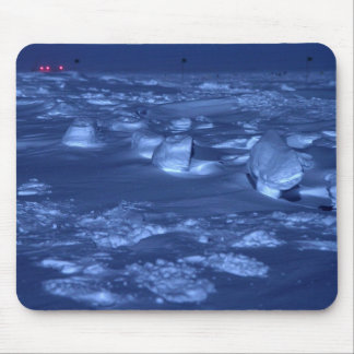Footprints at the South Pole Mouse Pads