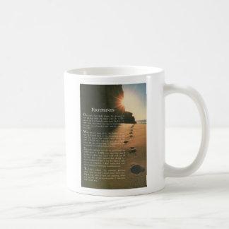 Footprints Coffee Mug