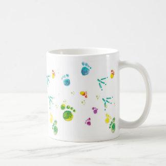 footprints, footprints mug