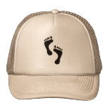 Footprints Hat