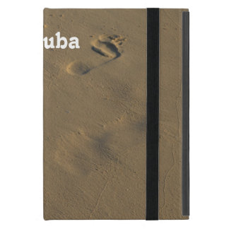 Footprints in the Sand Covers For iPad Mini