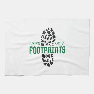 Footprints Towel