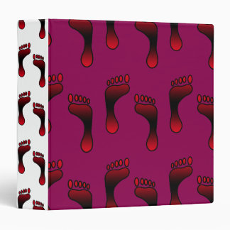 """Footprints One Touch EZD™ Ring  1.5"""" Binder"""