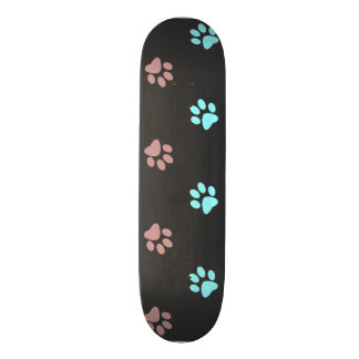 Footprints Skateboard