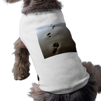 Footprints Stickers Pet Clothing