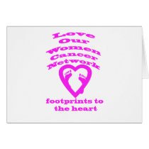 Footprints to the Heart by Save Our Women Network