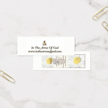 Footsteps of Grace business card for you