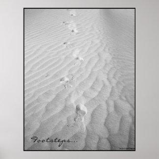 Footsteps... Print