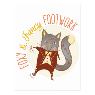 Footwork astuto postal