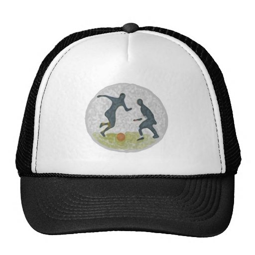 footy copy trucker hat