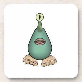 Footy Gluubop Squashy Creature Coaster