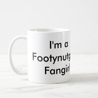 Footynutguy, soy aFootynutguyFangirl Taza De Café