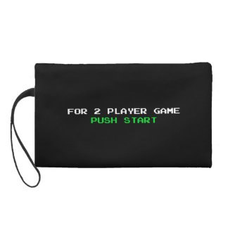 For 2 Player Game Push start Wristlets