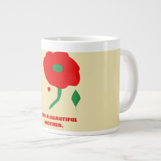 FOR A BEAUTIFUL MOTHER MUG