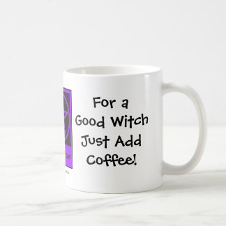 For a Good Witch Add Coffee Coffee-addicts Cup/Mug Coffee Mug