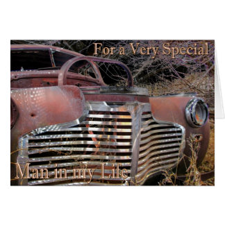 For a Special Man Card