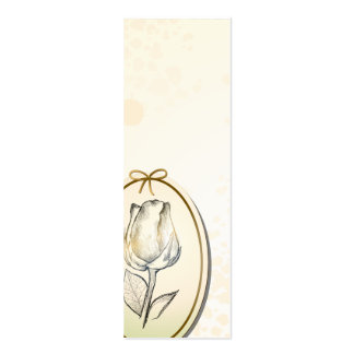 For a Special Mom, bookmark or card Business Card