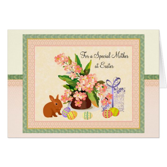 For a Special Mother at Easter: Easter Cards