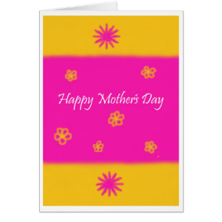 For a Special Mother Card