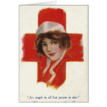 For A Special Nurse Greeting Card