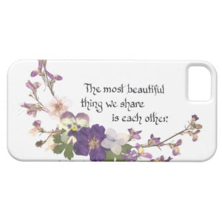For a Sweetheart iPhone SE/5/5s Case