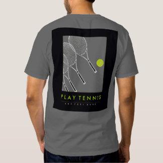 for a tennis player T-Shirt