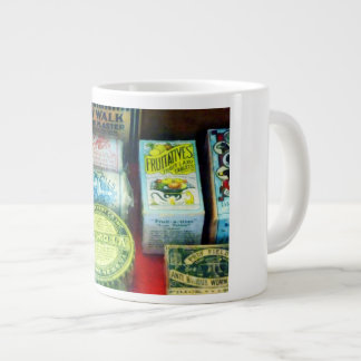 For Aches and Pains Large Coffee Mug
