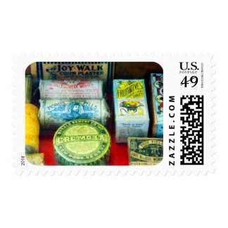 For Aches and Pains Postage Stamp