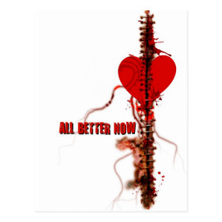 For All The Broken Hearted Postcard