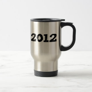 For and Against 15 Oz Stainless Steel Travel Mug